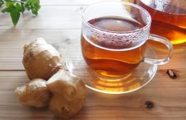 温活フードしょうが紅茶